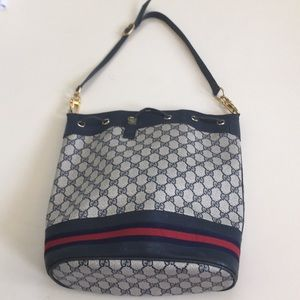 Authentic Gucci Bucket Bag